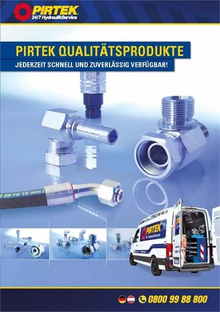 Pirtek Katalog Hydraulik